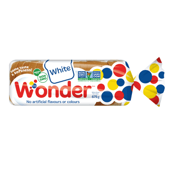 Wonder® White Bread 675g