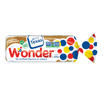 Wonder® White Texas Toast Bread 675g